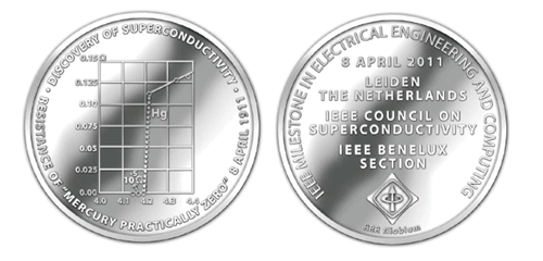 IEEE Council on Superconductivity Commemorative Coin